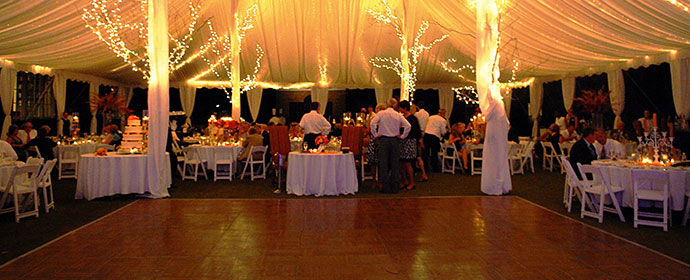Party tent abc fabulous events party rentals party rentals ny 0012 junglespirit Choice Image