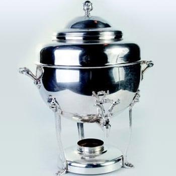100 Cup Silver Samovar
