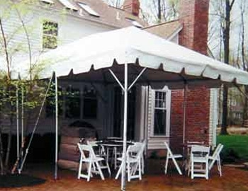 15′ x 20′ Frame Tent