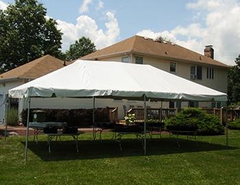 15′ x 25′ Frame Tent