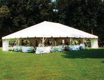 20′ x 40′ Frame Tent