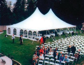 40′ Wide Century Tent
