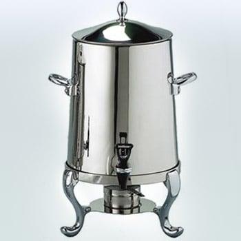 50 Cup Silver Samovar
