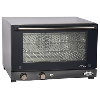 Cadco Half-size Convection Oven