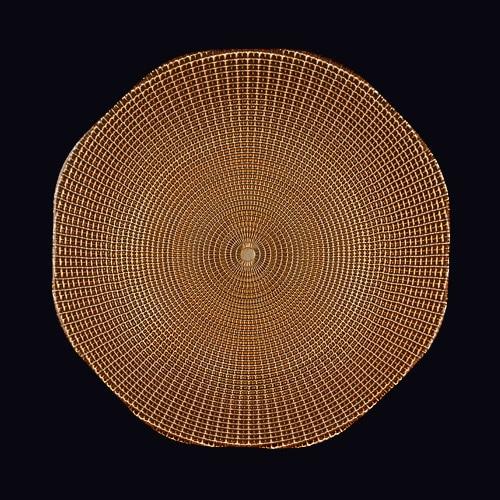 Eternity 12in Chrgr Brown-Gold