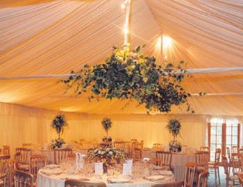 Frame Tent W/ Liner