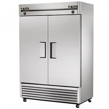 TS-49 Double Door Refrigerator