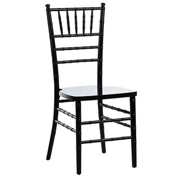 Black Chiavari Ballroom Chair