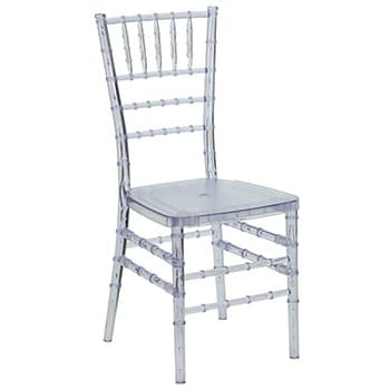 Ice Chiavari Ballroom Chair