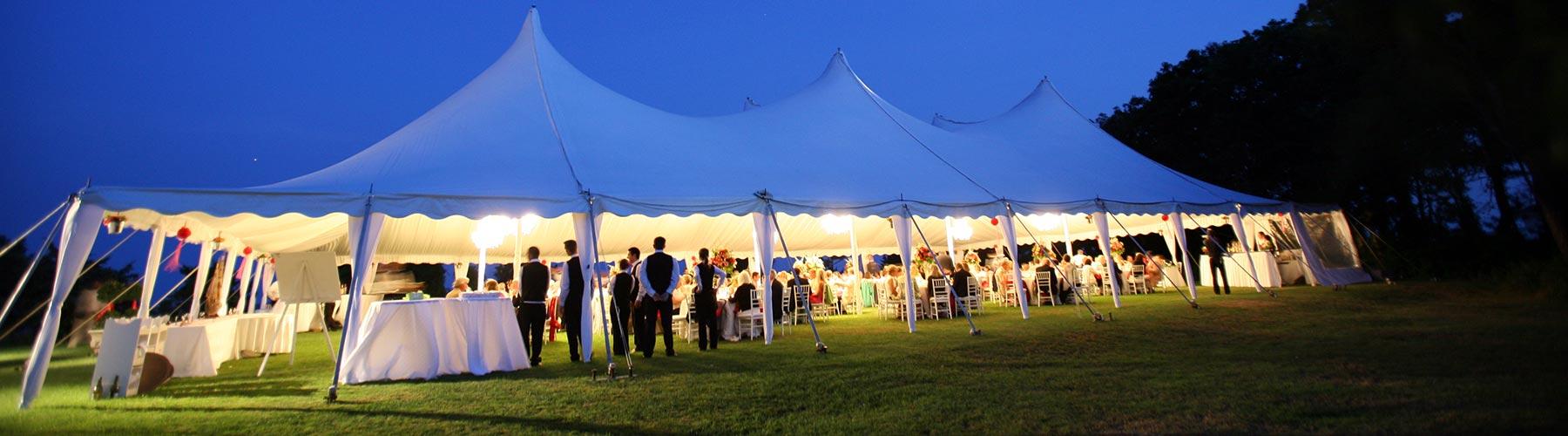Wedding Tent Renatls Abc Fabulous Events Party Rentals