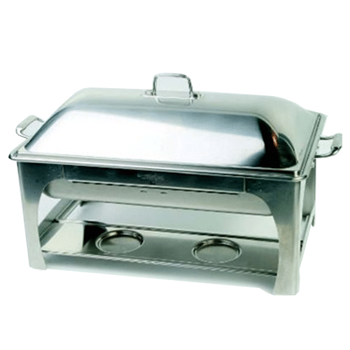 8 Qt Stainless Rectangle Chafer