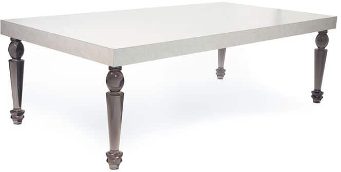 Bel Air Dining Table (Marble)