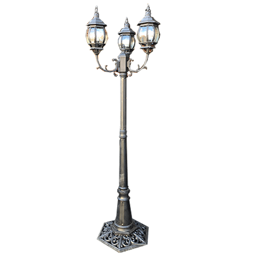 Central Park Lamp (Black)
