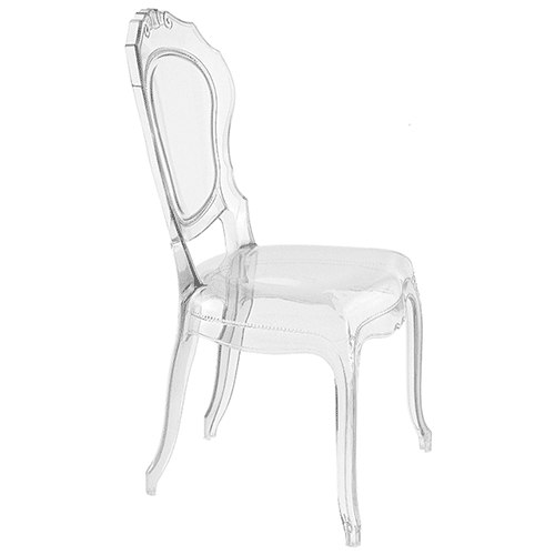 Ebell Dining Chair (Lucite)