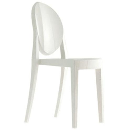 Ghost Chair (White)