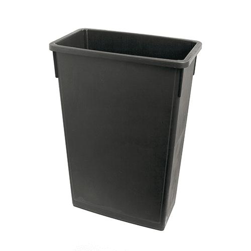 Slim Jim Garbage Can