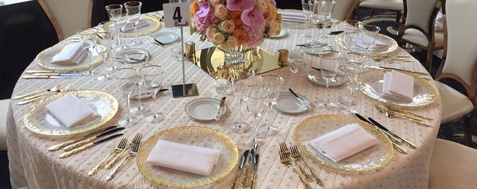 Event Rentals Proper Dining Table Etiquette