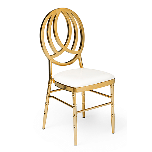 Gold Grace Dining Chair