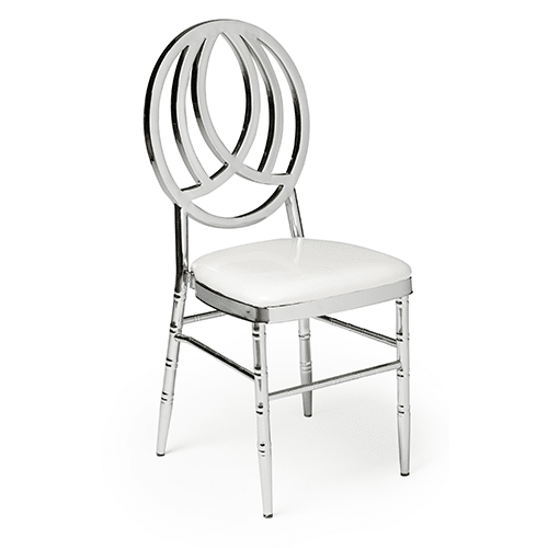 Silver Grace Dining Chair