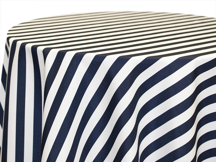 Awning Stripe – Navy
