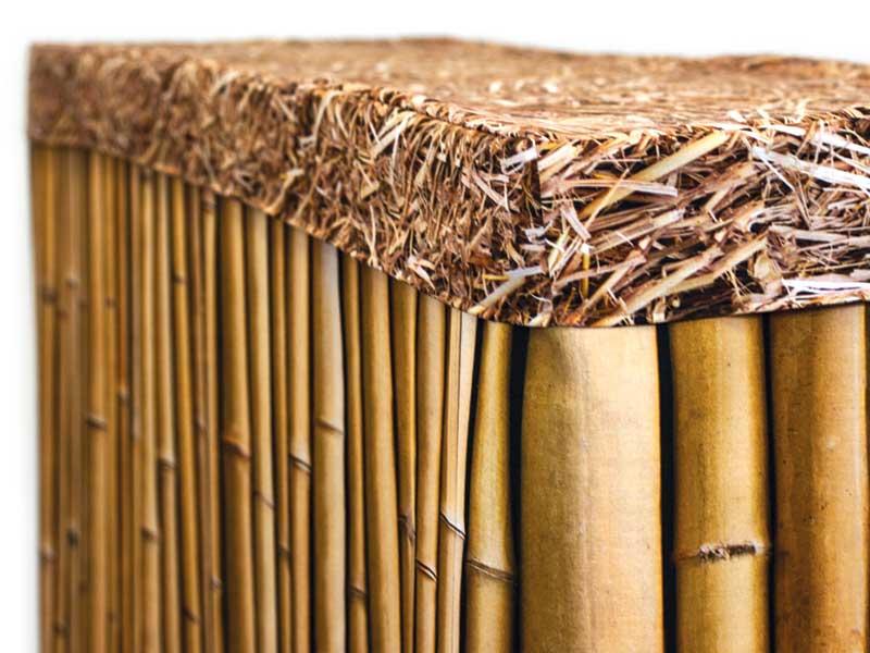 Bar Cover – Bamboo Bar – Hay Cap
