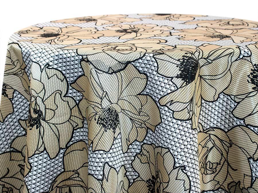Big Lace Floral – Buttercup