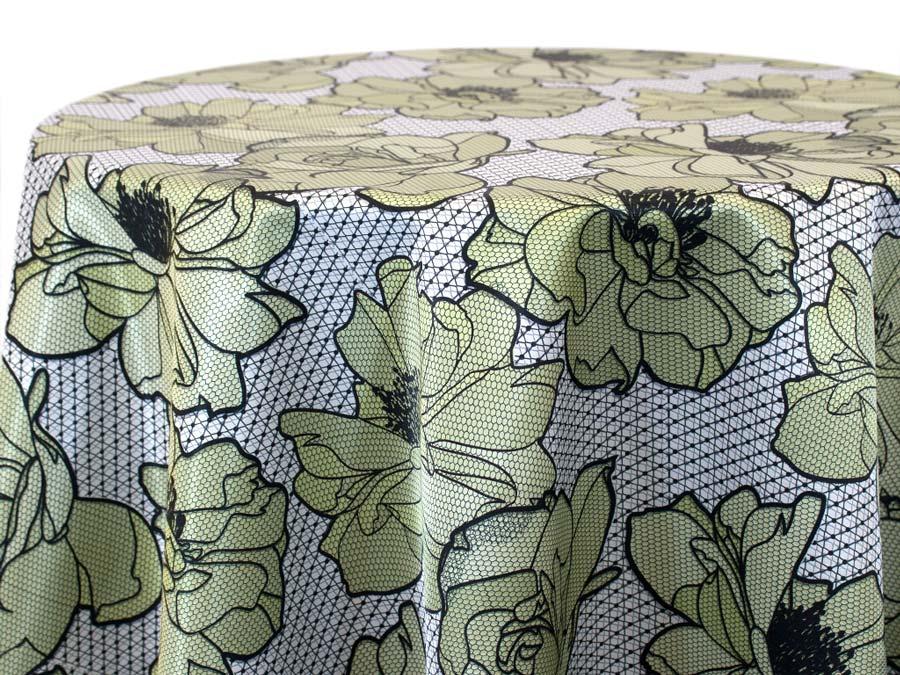 Big Lace Floral – Clover