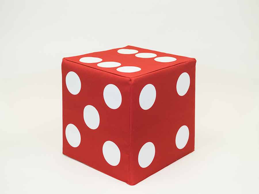 Block Cover – Red Dice