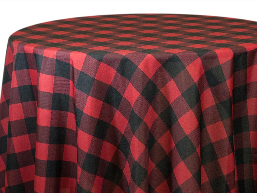 Buffalo Check – Red