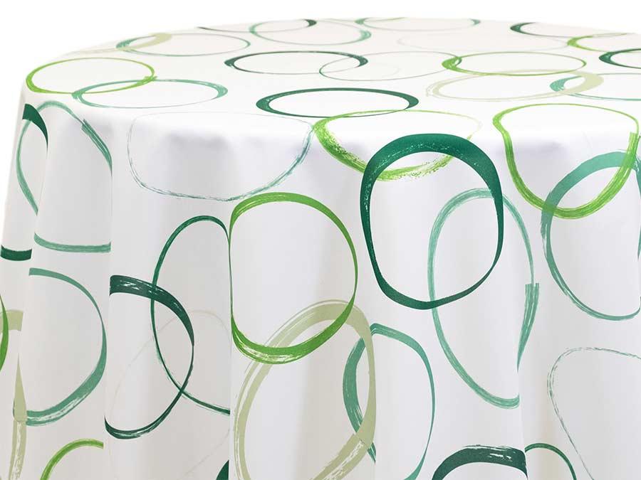 Grunge Circular – Green