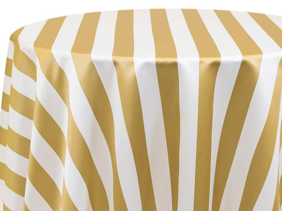 Hudson Stripe – Gold