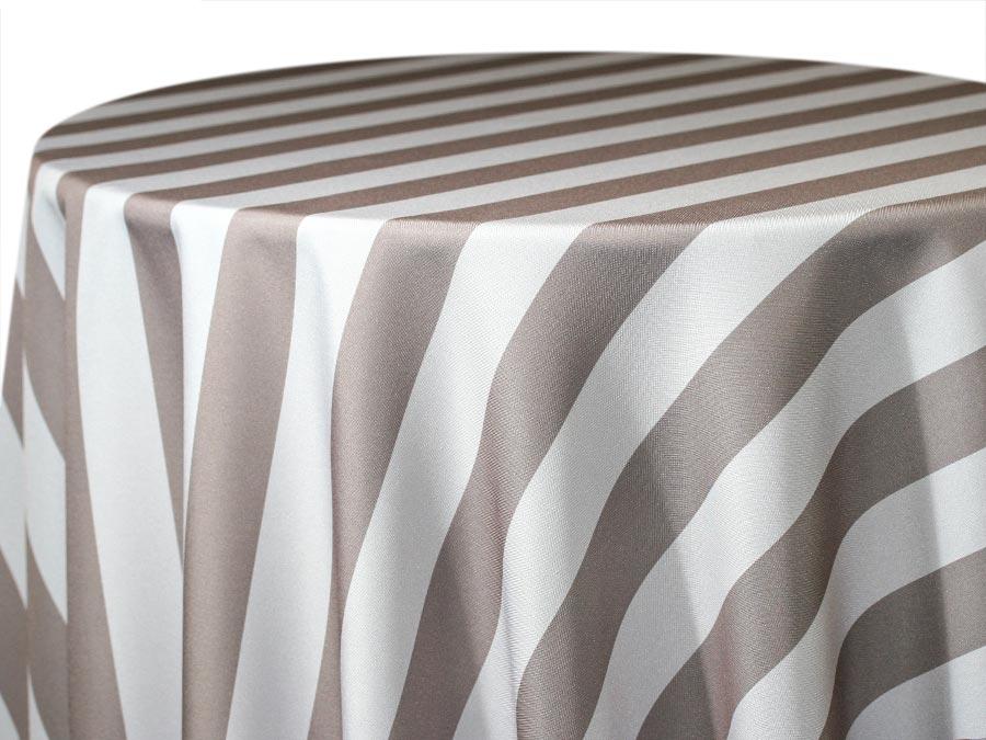 Hudson Stripe – Stone Ivory