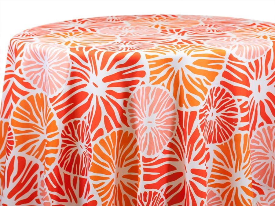 Lily Pads – Tangerine