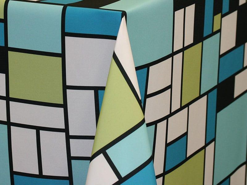 Mondrian – Aqua
