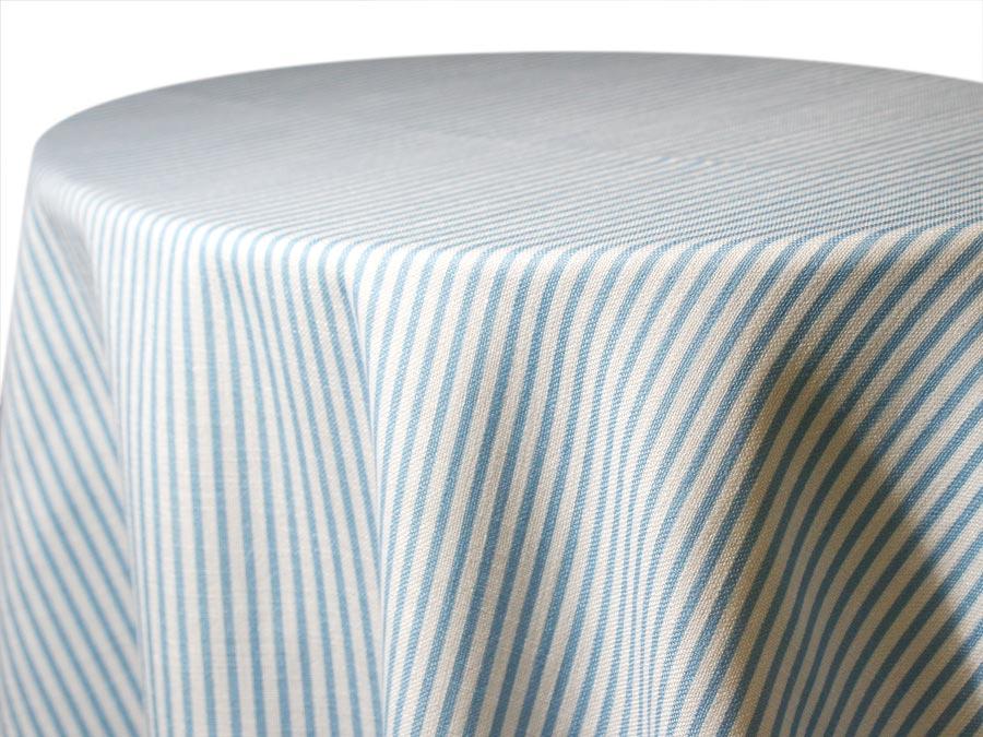 Morgan Stripe – French Blue