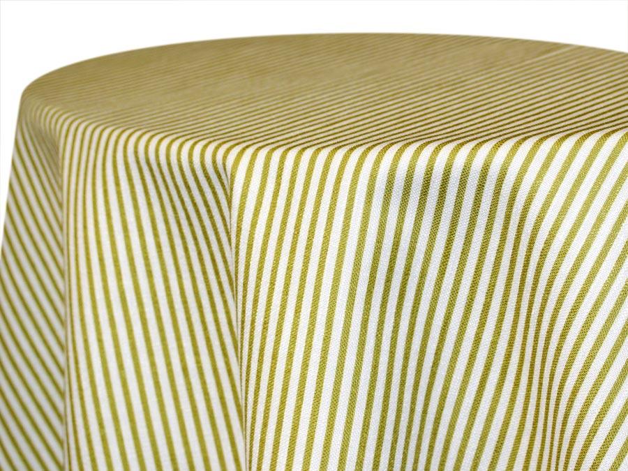 Morgan Stripe – Mustard