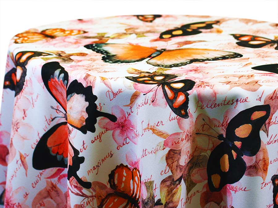 Papillion – Peach