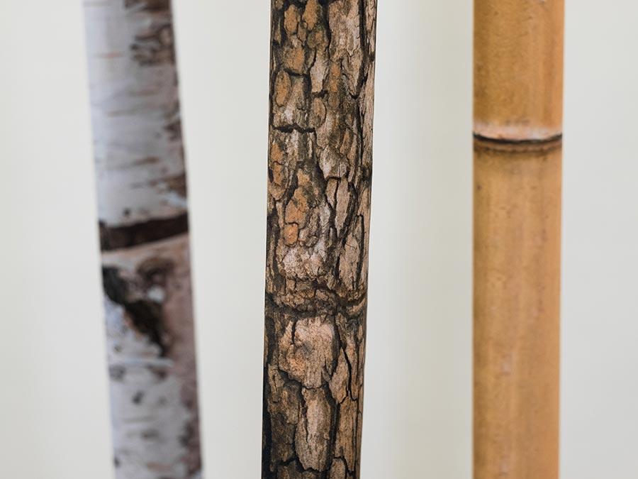 Pole Cover – Oak