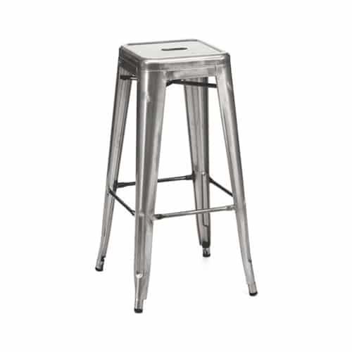 Gunmetal Bistro Bar-Stool