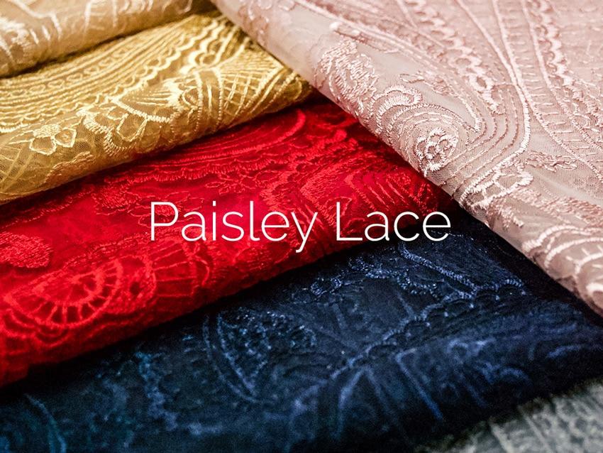 Paisley Lace