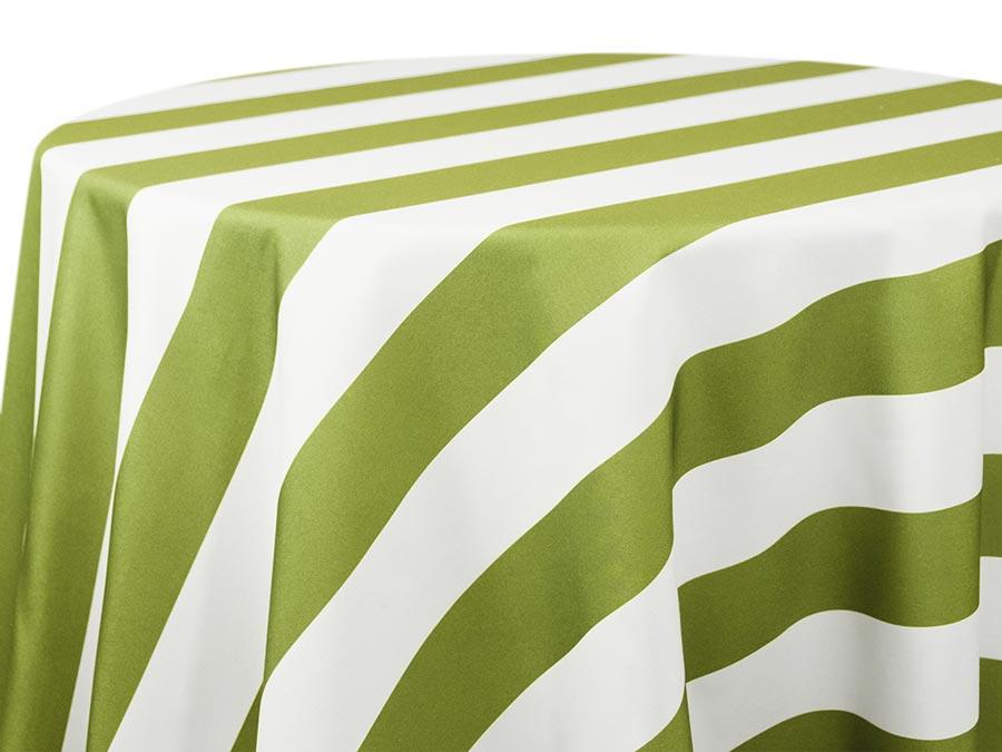 3 Inch Stripe – Avocado