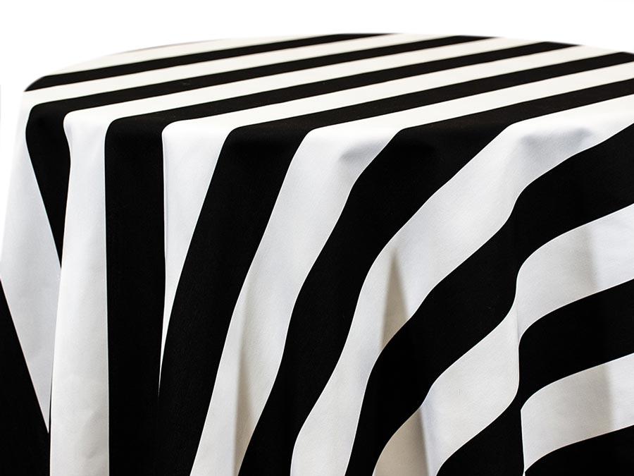 3 Inch Stripe – Black