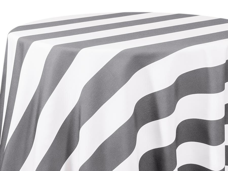 3 Inch Stripe – Silver