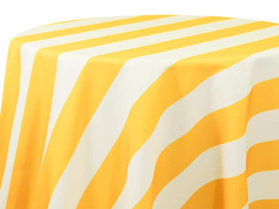 3 Inch Stripe – Yellow