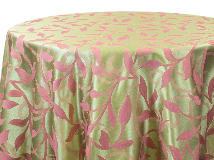 Casablanca Leaf – Lime Light Pink