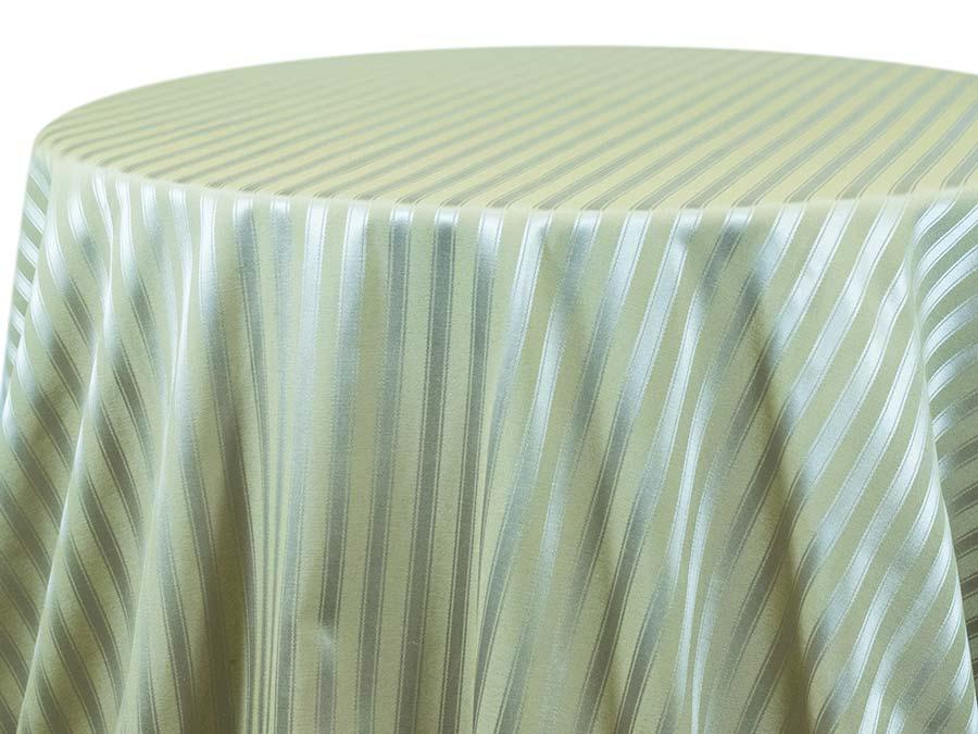 Casablanca Stripe – Arbor Green (Reverse)