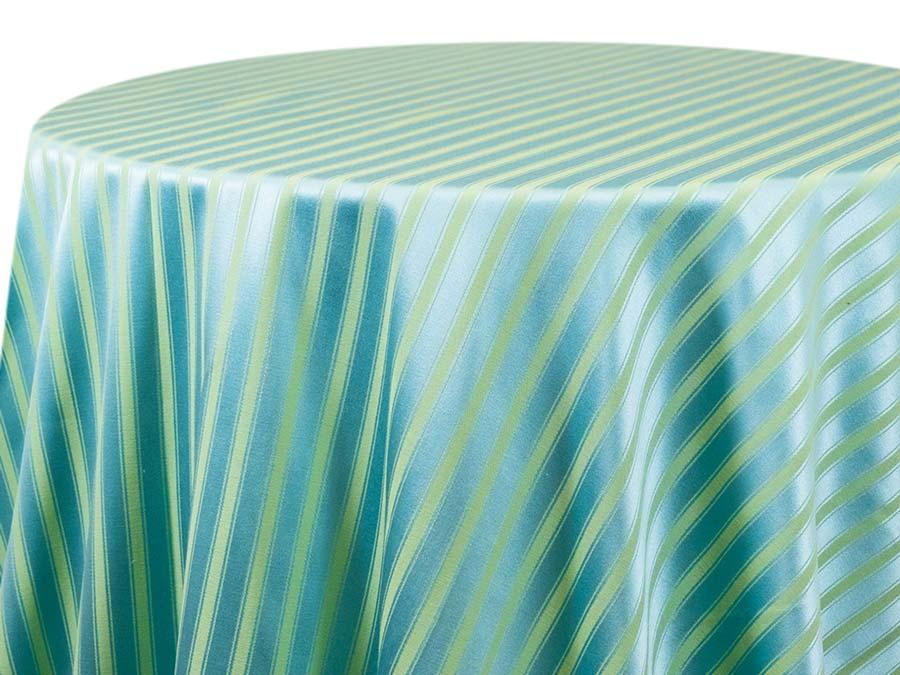Casablanca Stripe – Blue Green