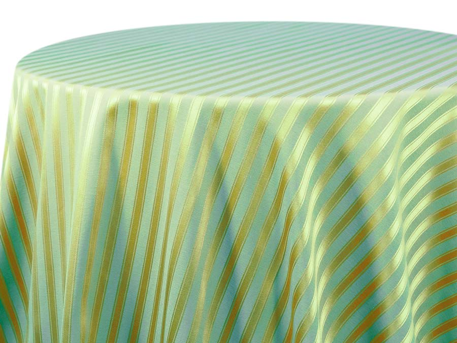Casablanca Stripe – Kiwi (Reverse)