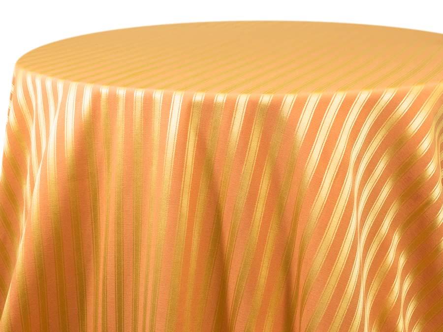 Casablanca Stripe – Orange Melon (Reverse)