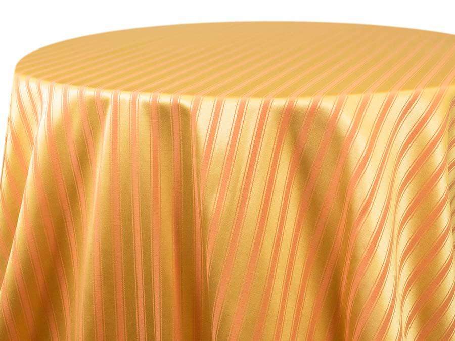 Casablanca Stripe – Orange Melon